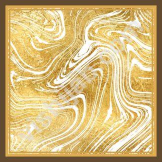 jilbab motif abstrak marble gold white