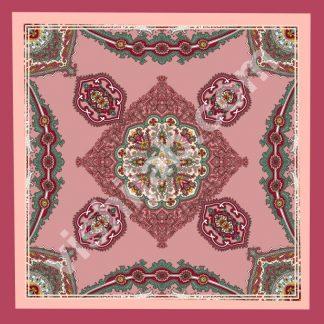 jilbab turki vintage pink