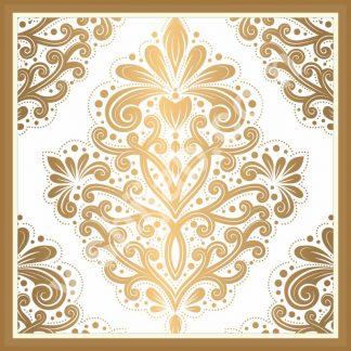 kerudung turki gold white