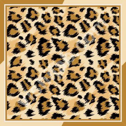 jilbab motif macan