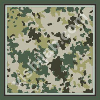 kerudung ijo army camo gray