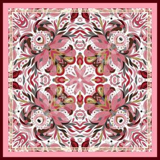 jilbab turki delicate pink eastern
